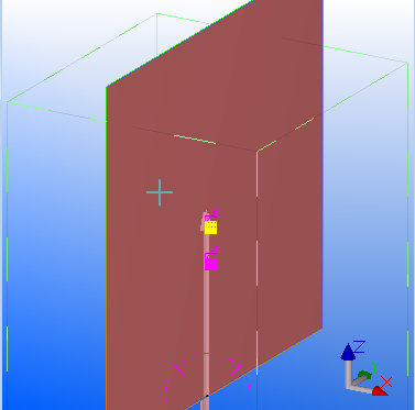 Tekla Structures embed creation in practice - appendix bind to plane