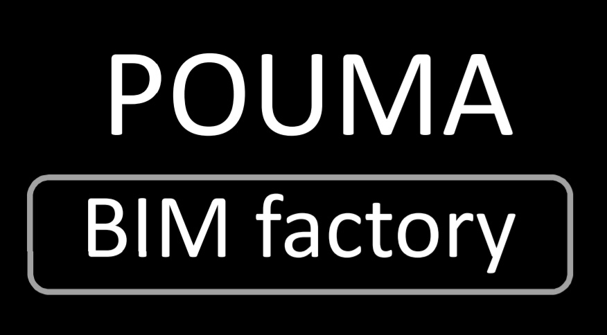 POUMA BIM Factory using Tekla Open API