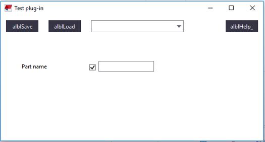 Tekla Open API UI design with WPF   Tekla Developer Center