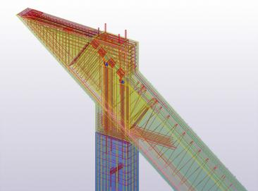 Tekla Structures Open API used by Strängbetong precast concrete building systems